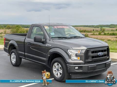 2017 Ford F-150 for sale at Bob Walters Linton Motors in Linton IN