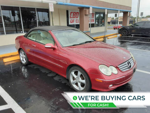 2005 Mercedes-Benz CLK for sale at 2020 AUTO LLC in Clearwater FL