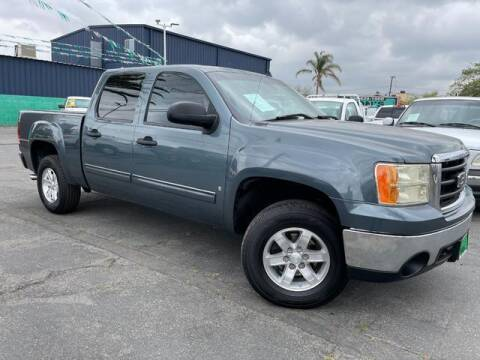 2007 GMC Sierra 1500 for sale at Dons Auto Center in Fontana CA