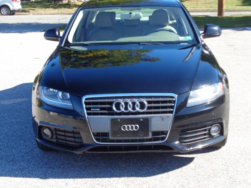 2009 Audi A4 for sale at MAIN STREET MOTORS in Norristown PA