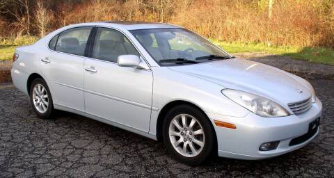 2003 Lexus ES 300 for sale at Angelo's Auto Sales in Lowellville OH