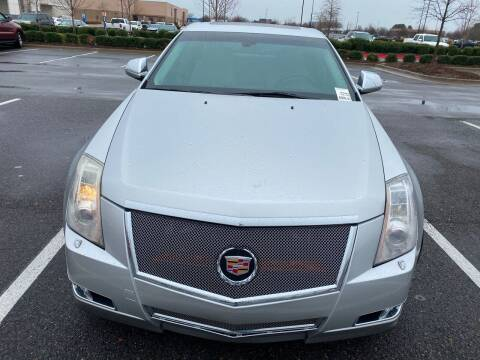 2009 Cadillac CTS for sale at BEST AUTO SALES in Russellville AR