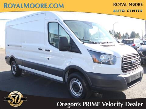2015 Ford Transit Cargo for sale at Royal Moore Custom Finance in Hillsboro OR