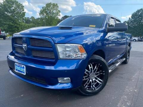 2011 RAM Ram Pickup 1500 for sale at iDeal Auto in Raleigh NC