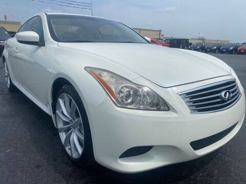 2008 Infiniti G37 for sale at VIP Auto Sales & Service in Franklin OH
