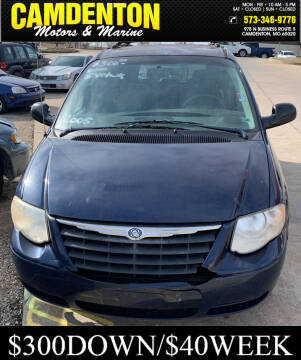2005 Chrysler Town and Country for sale at Camdenton Motors & Marine in Camdenton MO