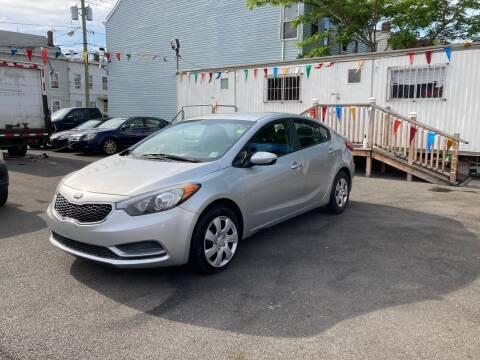 2014 Kia Forte for sale at 21st Ave Auto Sale in Paterson NJ