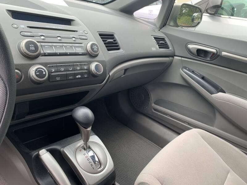 2007 Honda Civic EX 4dr Sedan (1.8L I4 5A) - Windber PA
