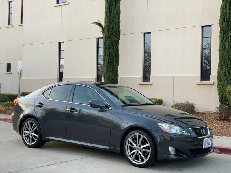 2008 Lexus IS 250 for sale at Auto King in Roseville CA