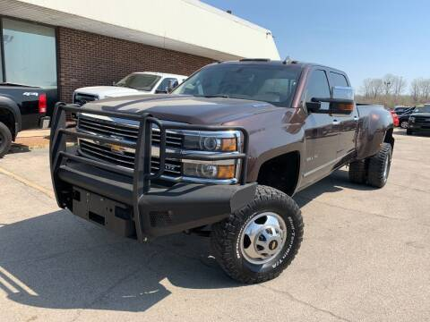 2016 Chevrolet Silverado 3500HD for sale at Auto Mall of Springfield in Springfield IL
