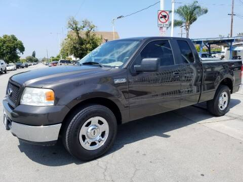 2005 Ford F-150 for sale at Olympic Motors in Los Angeles CA