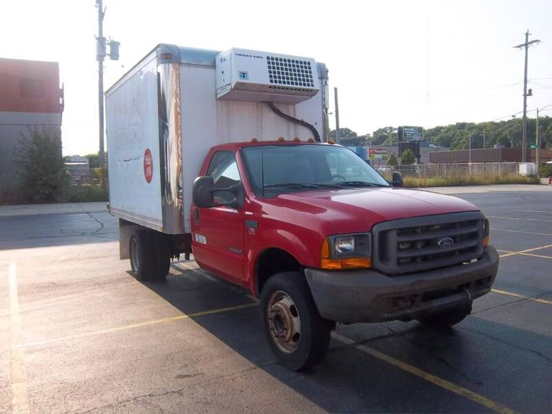 2000 Ford F-450 Super Duty for sale at First Rate Motors in Milwaukee WI