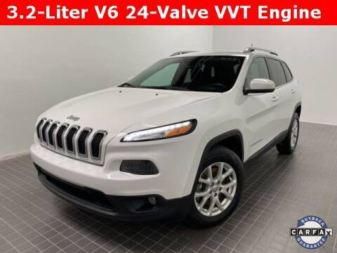2016 Jeep Cherokee for sale at CERTIFIED AUTOPLEX INC in Dallas TX