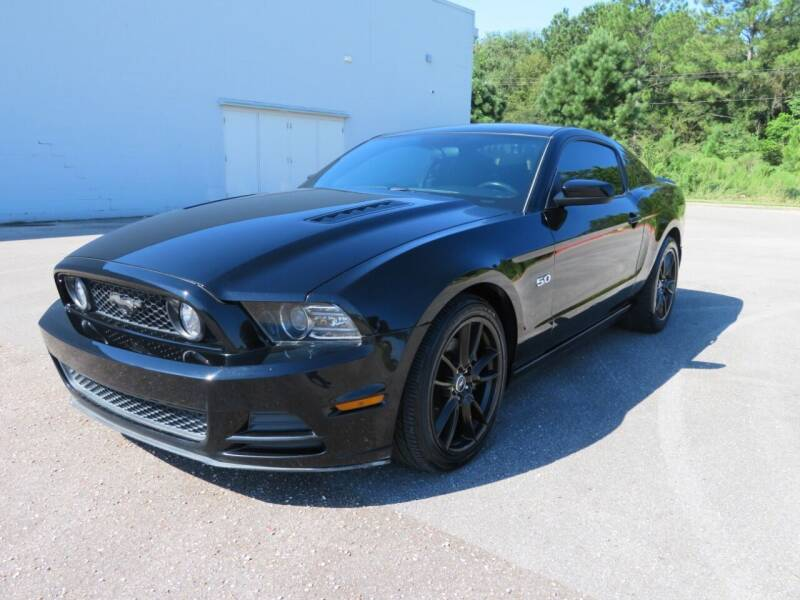 2014 Ford Mustang for sale at Access Motors Co in Mobile AL