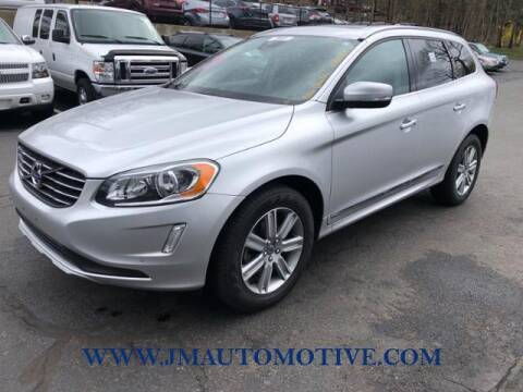 2016 Volvo XC60 for sale at J & M Automotive in Naugatuck CT