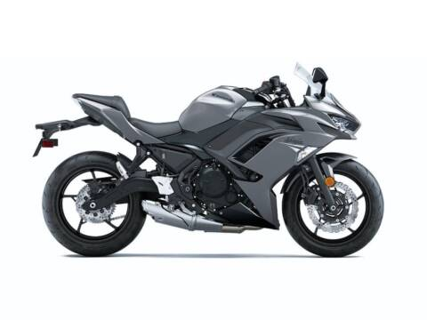 2021 Kawasaki Ninja® 650 Metallic Graph for sale at Southeast Sales Powersports in Milwaukee WI