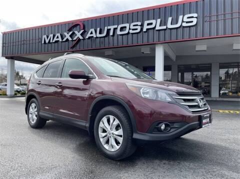 2012 Honda CR-V for sale at Maxx Autos Plus in Puyallup WA