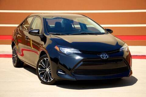 2019 Toyota Corolla for sale at Auto Hunters in Houston TX