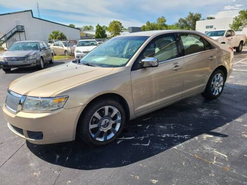 2006 Lincoln Zephyr for sale at CAR-RIGHT AUTO SALES INC in Naples FL
