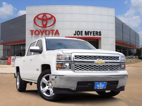 2014 Chevrolet Silverado 1500 for sale at Joe Myers Toyota PreOwned in Houston TX