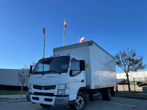 2014 Mitsubishi Fuso FEC52S for sale at TWIN CITY MOTORS in Houston TX