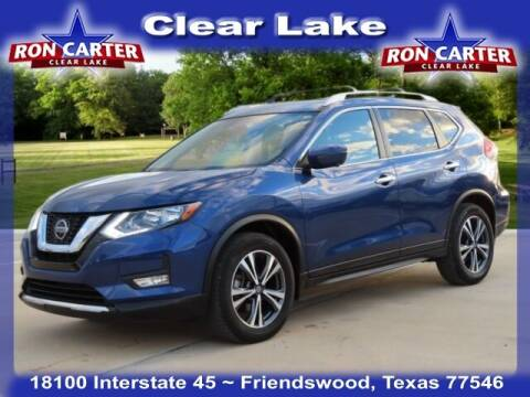 2019 Nissan Rogue for sale at Ron Carter  Clear Lake Used Cars in Houston TX