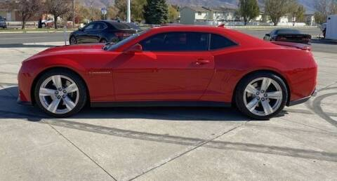 2013 Chevrolet Camaro for sale at Classic Car Deals in Cadillac MI