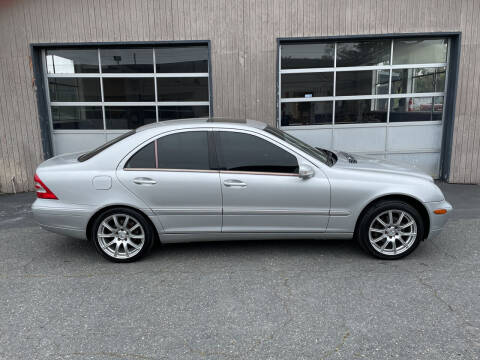 2004 Mercedes-Benz C-Class for sale at Westside Motors in Mount Vernon WA