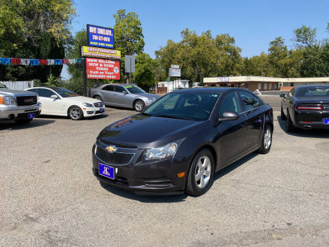 2014 Chevrolet Cruze for sale at Right Choice Auto in Boise ID