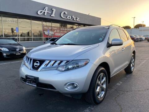 2010 Nissan Murano for sale at A1 Carz, Inc in Sacramento CA