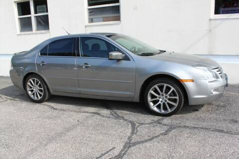 2008 Ford Fusion for sale at Encore Auto in Niles MI