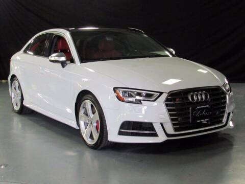 2017 Audi S3 for sale at DeluxeNJ.com in Linden NJ