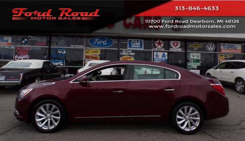 2015 Buick LaCrosse for sale at Ford Road Motor Sales in Dearborn MI