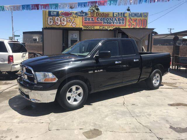 2010 Dodge Ram Pickup 1500 for sale at DEL CORONADO MOTORS in Phoenix AZ