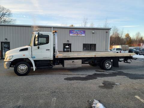 2010 Hino 258A for sale at GRS Auto Sales and GRS Recovery in Hampstead NH