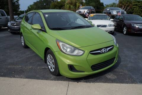2012 Hyundai Accent for sale at J Linn Motors in Clearwater FL
