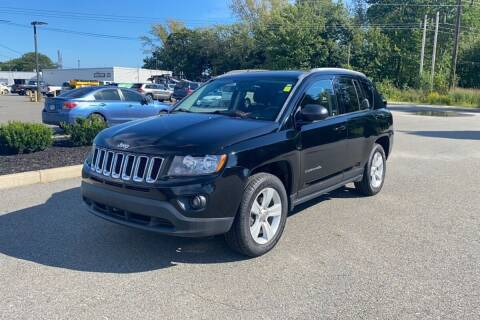 2016 Jeep Compass for sale at Downeast Auto Inc in Waterboro ME