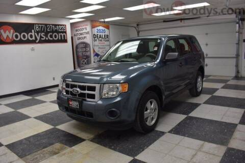 2012 Ford Escape for sale at WOODY'S AUTOMOTIVE GROUP in Chillicothe MO