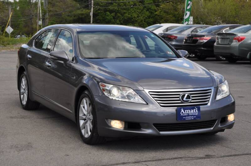 2012 Lexus LS 460 for sale at Amati Auto Group in Hooksett NH