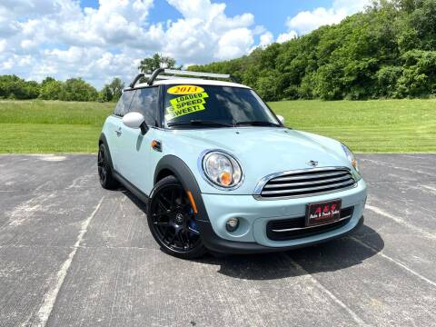 2013 MINI Hardtop for sale at A & S Auto and Truck Sales in Platte City MO