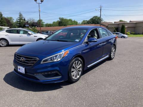 2015 Hyundai Sonata for sale at Majestic Automotive Group in Cinnaminson NJ