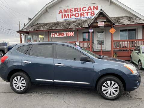 2013 Nissan Rogue for sale at American Imports INC in Indianapolis IN