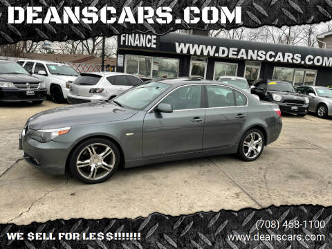 2004 BMW 5 Series for sale at DEANSCARS.COM in Bridgeview IL