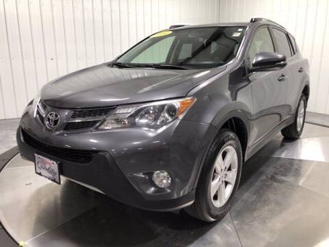 2014 Toyota RAV4 for sale at HILAND TOYOTA in Moline IL