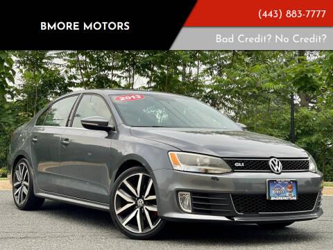 2013 Volkswagen Jetta for sale at Bmore Motors in Baltimore MD