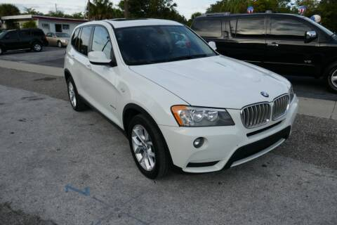 2013 BMW X3 for sale at J Linn Motors in Clearwater FL