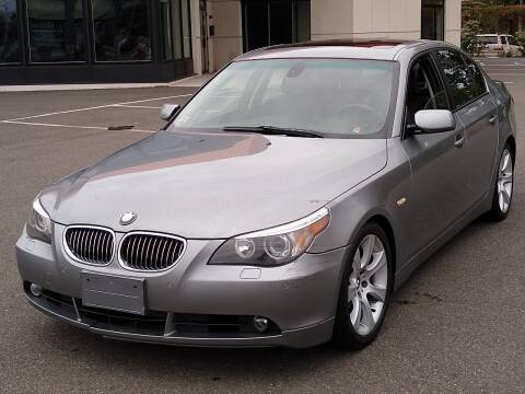 2004 BMW 5 Series for sale at MAGIC AUTO SALES in Little Ferry NJ