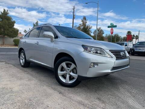 2013 Lexus RX 350 for sale at Boktor Motors in Las Vegas NV