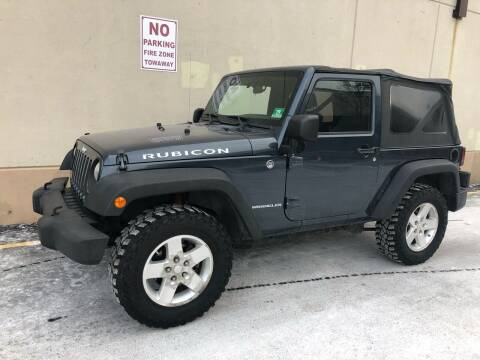 2008 Jeep Wrangler for sale at International Auto Sales in Hasbrouck Heights NJ