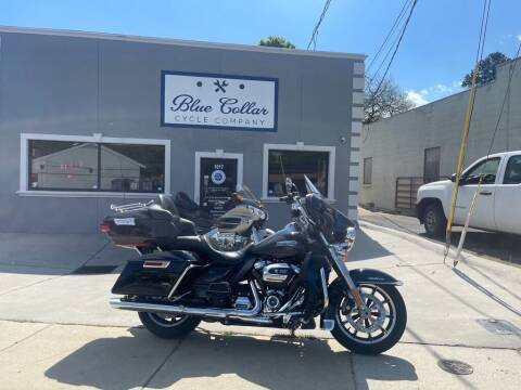 2018 Harley-Davidson Ultra Classic for sale at Blue Collar Cycle Company in Salisbury NC